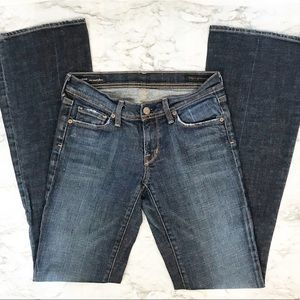 Citizens of Humanity Super Flare Jeans NWOT Sz 26